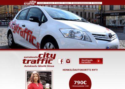 Citytraffic | Internetsivut | www.citytraffic.fi