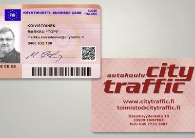 Citytraffic | Käyntikortti
