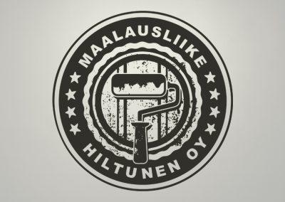 Maalausliike Hiltunen Oy | Logo
