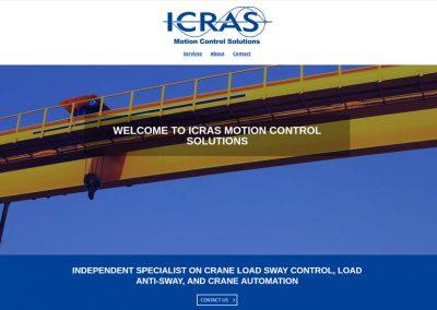 ICRAS | Logo ja Internetisivut | www.icras.com
