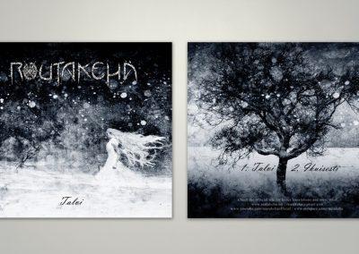 Routakehä | Talvi | CD-kuvitus